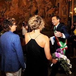 Il Sindaco di Milano celebra la prima unione civile (tgCom24)