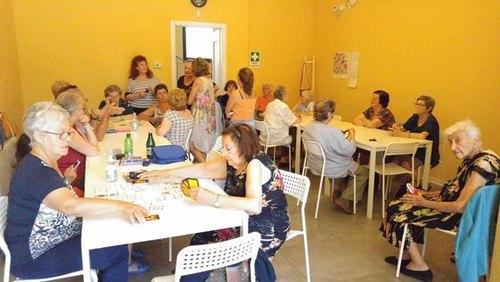 Il Centro anziani di Redecesio