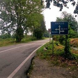 La zona della sparatoria tra via Di Vittorio e via XXV Aprile