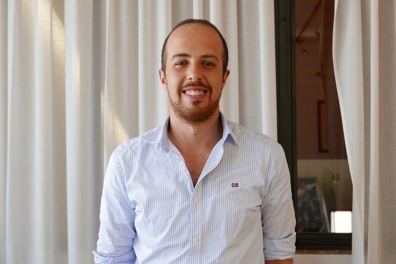 Giancarlo Capriglia, consigliere di Peschiera Riparte