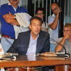 Il sindaco Claudio Veneziano (Pantigliate)
