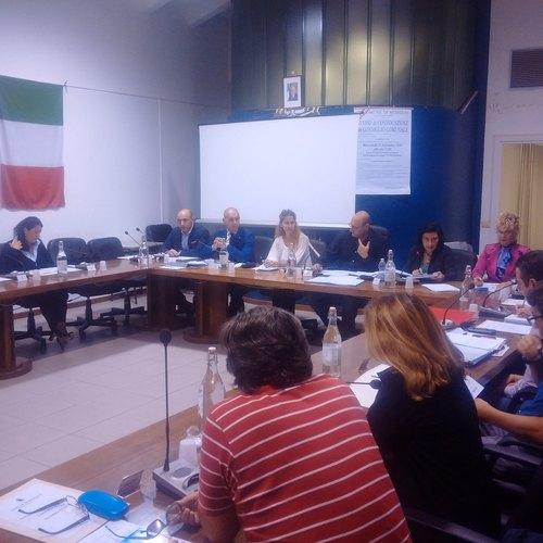 Il momento della delibera della Commissione