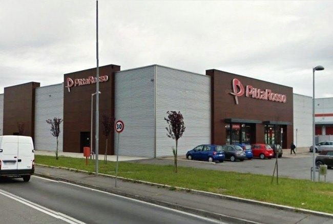 Il negozio Pittarosso rapinato