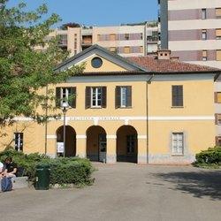 La biblioteca Centrale Simona Orlandi