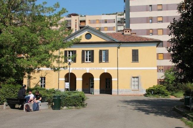 San donato al via un mese di lavori per la biblioteca for Arredamenti ballabio san donato milanese