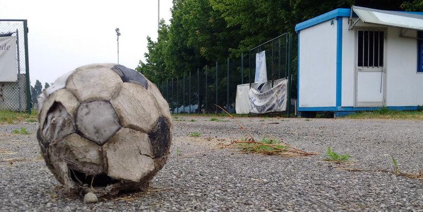 Il centro sportivo di Mezzate