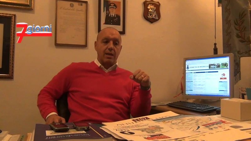 Il sindaco di Mediglia Paolo Bianchi
