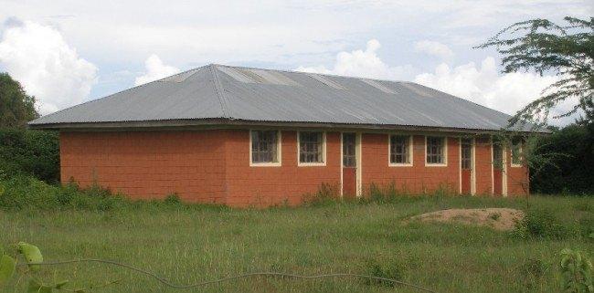 La scuola per ragazzi disabili di Kiranda
