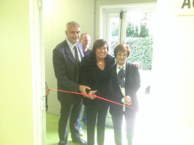 Inaugurazione dell'aula 3.0