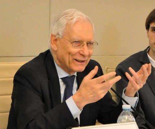 Valerio Onida, presidente emerito della Corte Costituzionale, ospite a Pantigliate