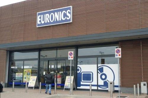 Il punto vendita Euronics di Sesto Ulteriano