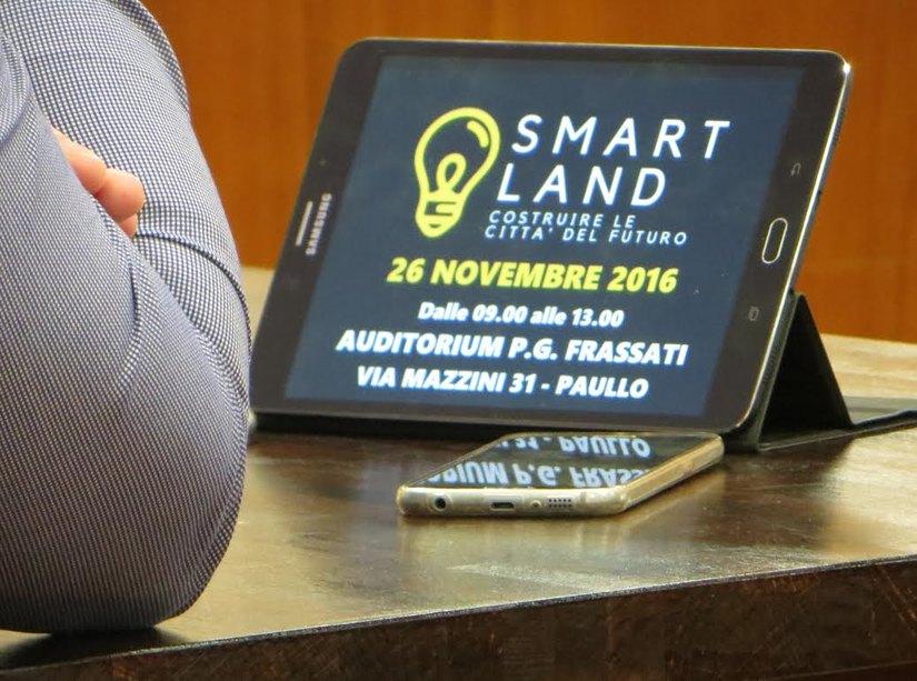 SmartLand 26 novembre