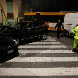 L'incidente in via San Romanello dello scorso 11 novembre