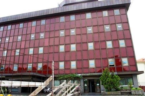 La sede degli uffici amministrativi Tamini a Melegnano