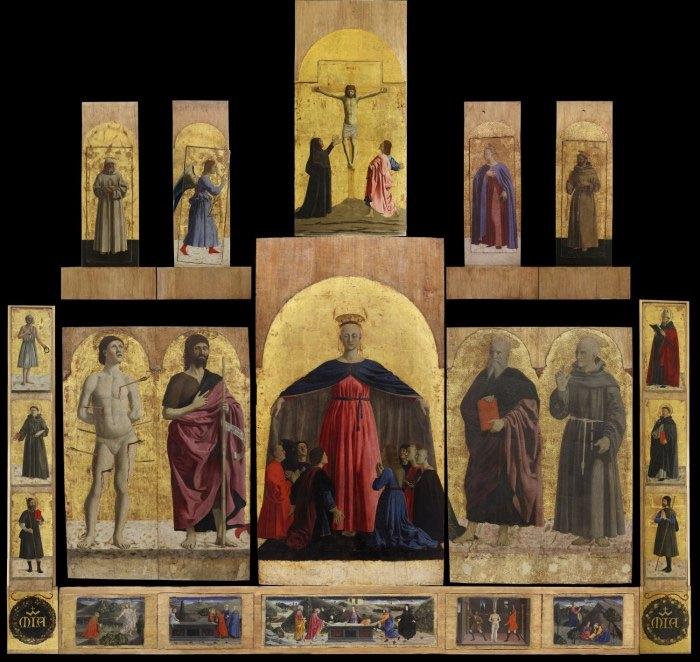 Milano, Piero della Francesca in mostra a Palazzo Marino