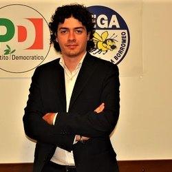 Luca Zambon (31) consigliere comunale già Sindaco di Peschiera Borromeo