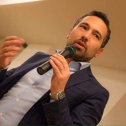 Franco Lucente, sindaco di Tribiano