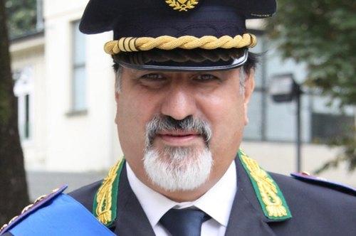 Antonio Barbato, comandante dei