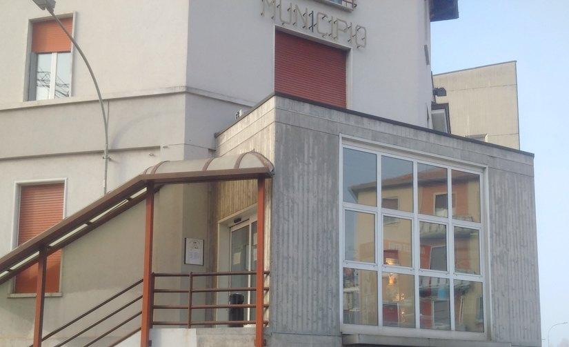 Il Municipio di Peschiera Borromeo