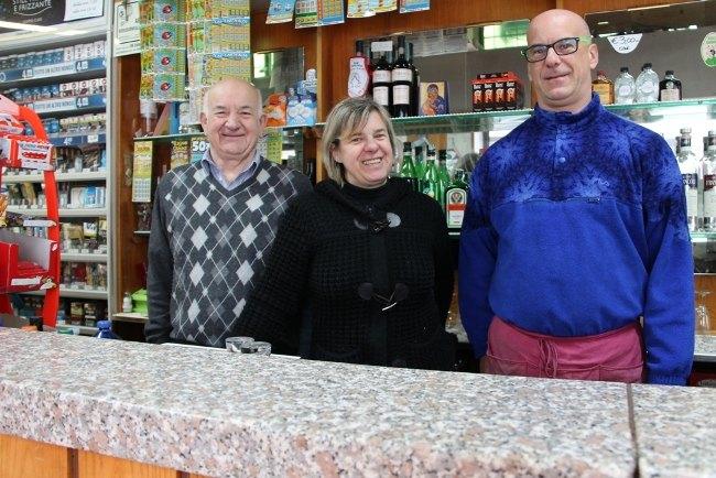I gestori del Bar d'Angolo