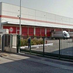 Lo stabilimento Artoni di via Arno a San Giuliano