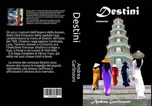 Copertina Destini
