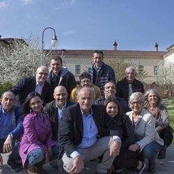 Giuseppe Marsico e la sua squadra
