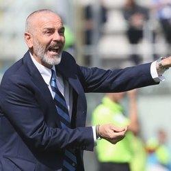 L'allenatore dell'Inter Pioli
