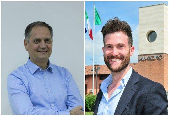 Vito Penta (a sx) e Francesco Galvano