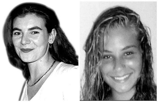 Lea Garofalo (a sx) e Annalisa Durante