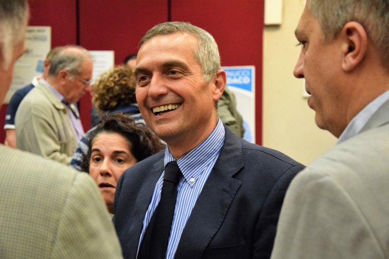 Cesare Mannucci candidato Sindaco della coalizione di centrodestra