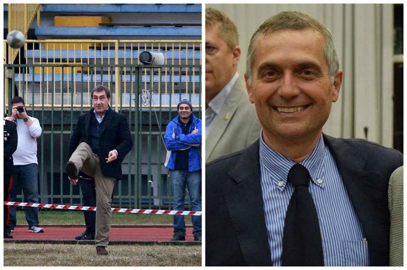 Andrea Checchi e Cesare Mannucci