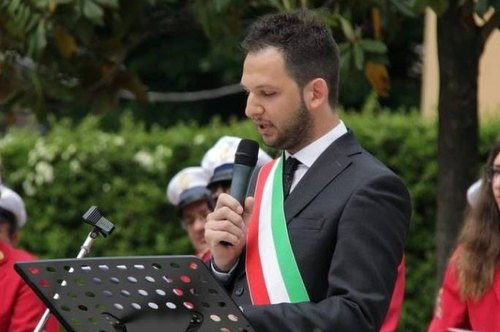 Il sindaco sangiulianese, Marco Segala