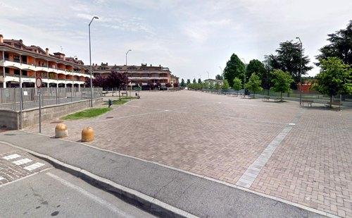 Piazza della Costituziione