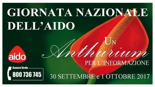 Giornata Nazionale dell'Aido
