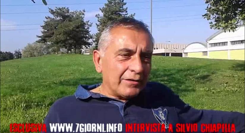 Silvio Chiapella