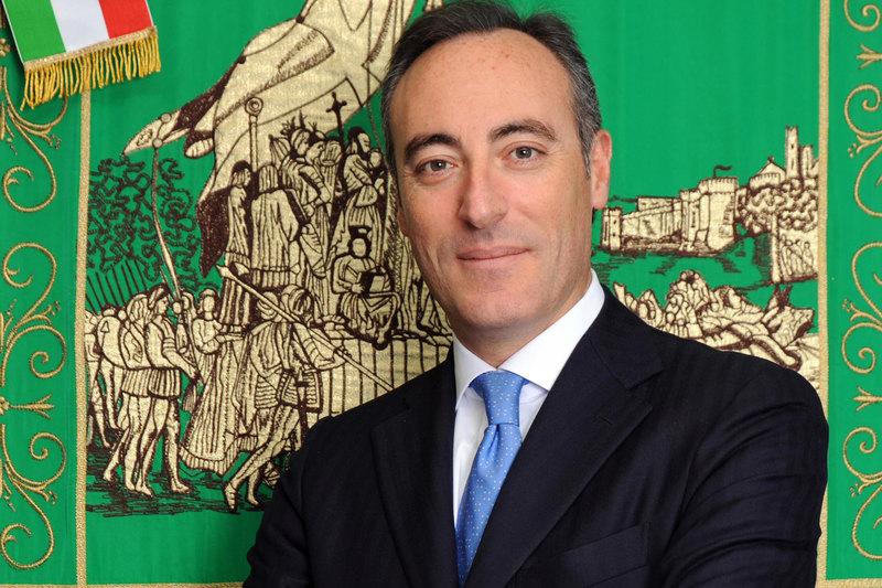 L'Assessore regionale Giulio Gallera
