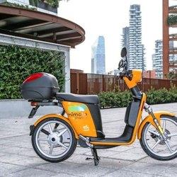 Il nuovo scooter elettrico di MiMoto