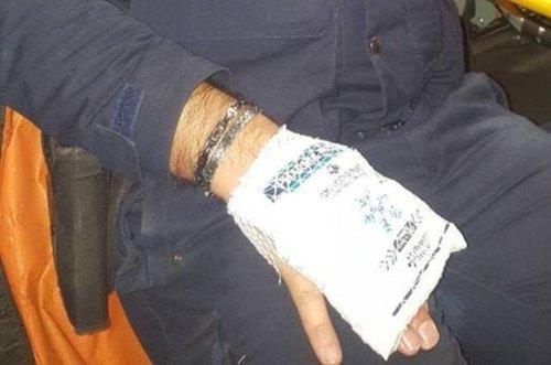 Uno degli addetti alla security Atm rimasto ferito