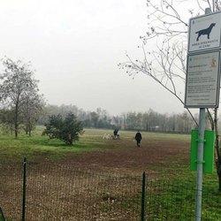 L'area cani del Centroparco