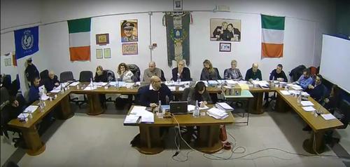 La seduta del Consiglio comunale del 27 novembre 2017
