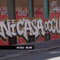 via Gola a Milano, zona da sempre
