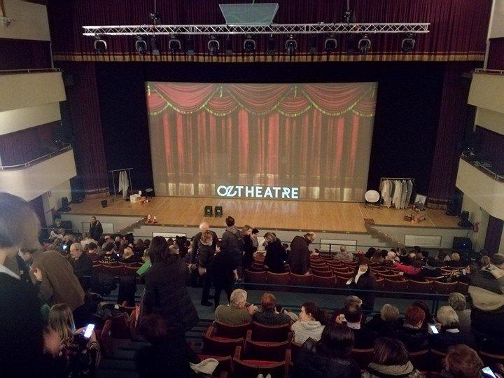Oltheatre - teatro De Sica