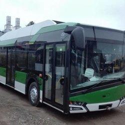 Un prototipo di bus elettrico