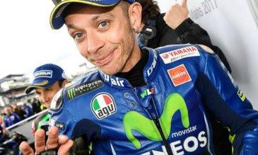 Valentino Rossi (16 febbraio 1979) - Motociclista italiano