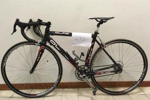 Una delle bici rubate segnalate sulla pagina Facebook dalla Polizia Locale