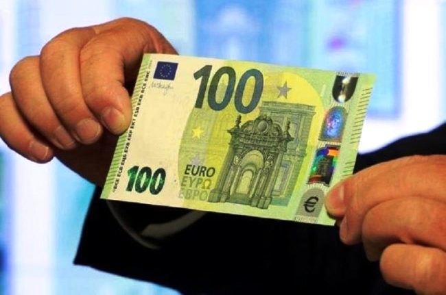 Bce presenta le nuove banconote da 100 e 200 euro