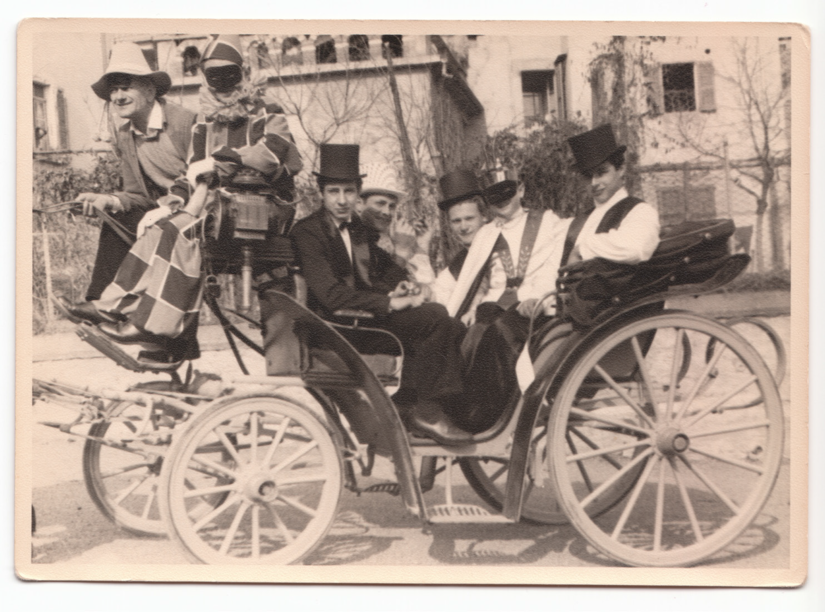 Arogno: Carnevale del passato