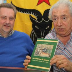 Corrado Sartori con Yor