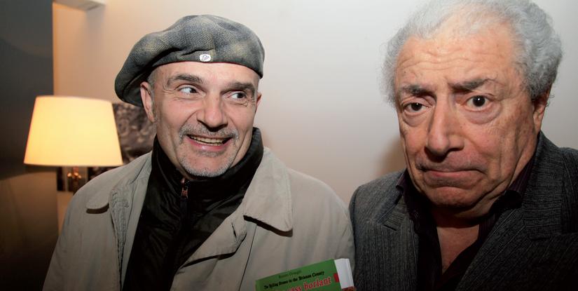 Renato Ornaghi e Yor Milano